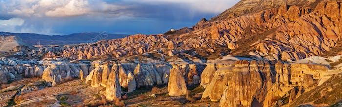 Feenhäuser Steinklippen