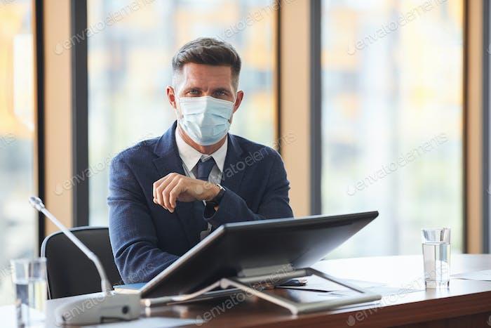 Marktführer im Bereich Maske