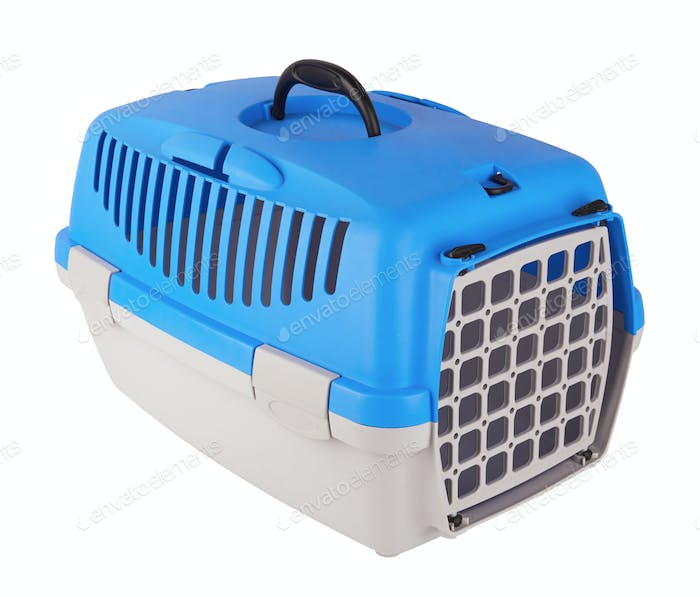 Cage for transporting pets