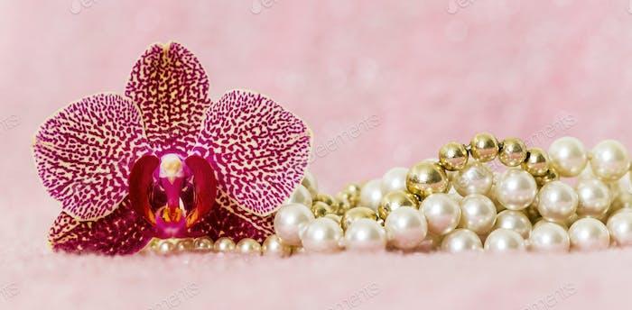 Pink Valentine's day gift