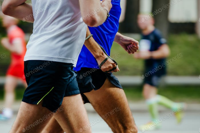 blind runner athlete