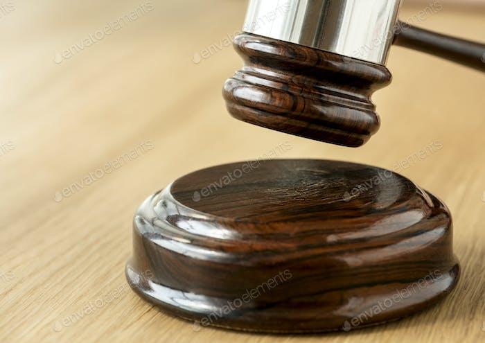 Nahaufnahme des Hamber-Urteilskonzepts