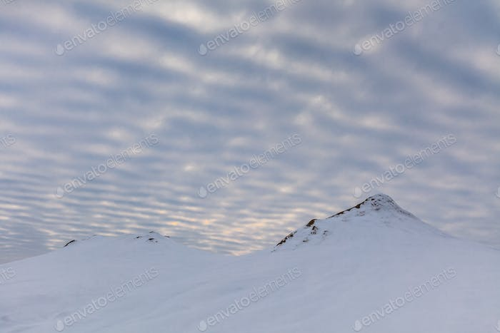 Thumbnail for Mud Volcanoes in winter