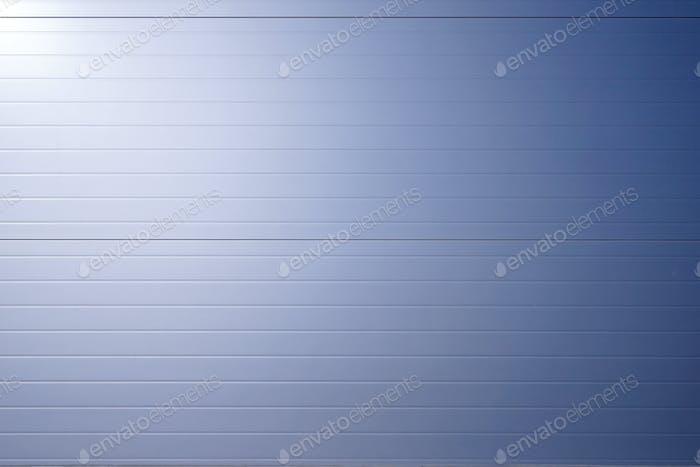 Textura horizontal de chapa metálica para el fondo