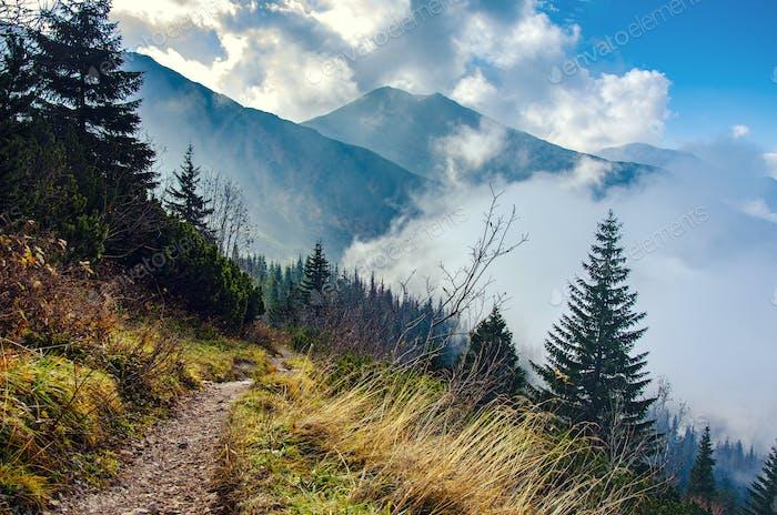 Autumn in Tatras