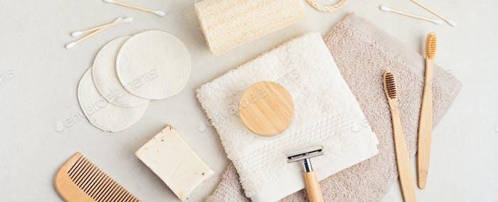 Reusablr bath toiletries. Ethical, sustainable,zero waste, no plastic lifestyle