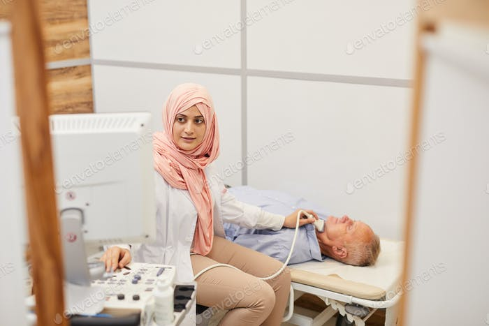 Therapy in Clinic