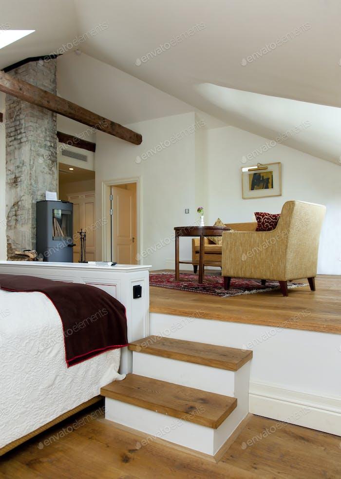 Pädaste Manor Bedroom