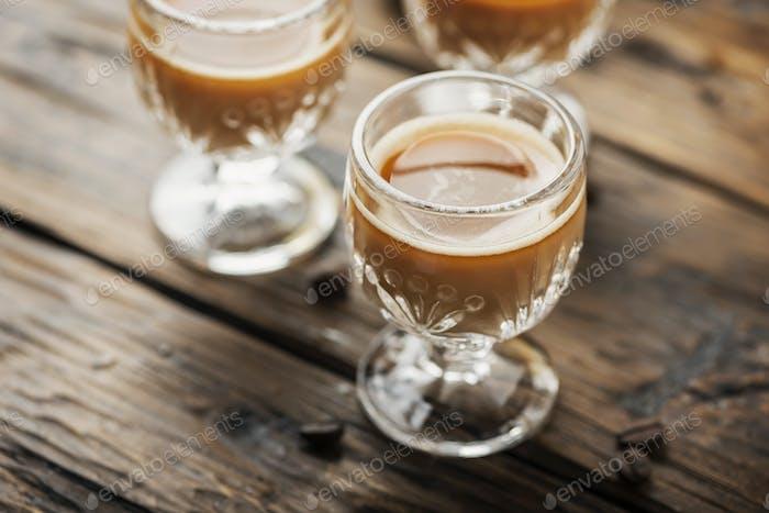 Starker Kaffeelikör