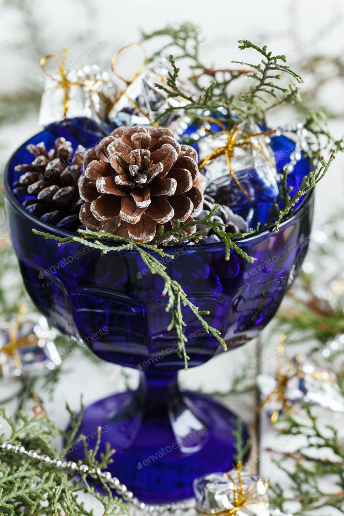 ImNatural Christmas ornamentsg 3472