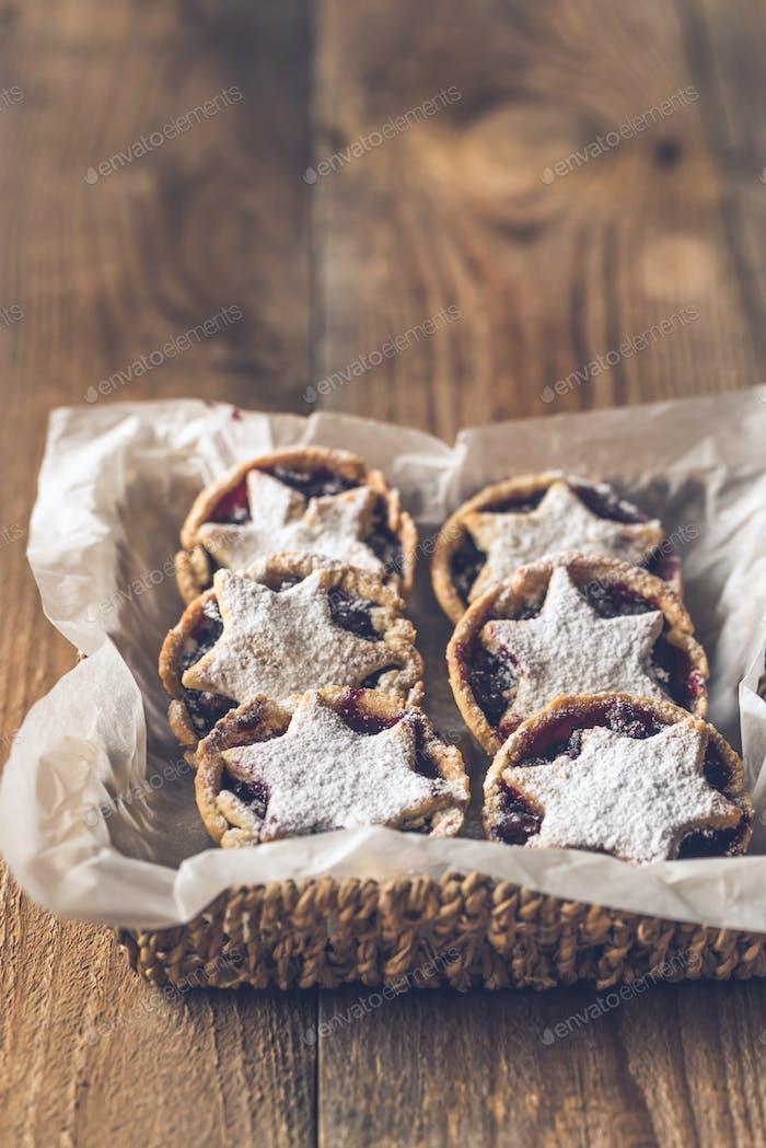 Hackkuchen - traditionelles Weihnachtsgebäck