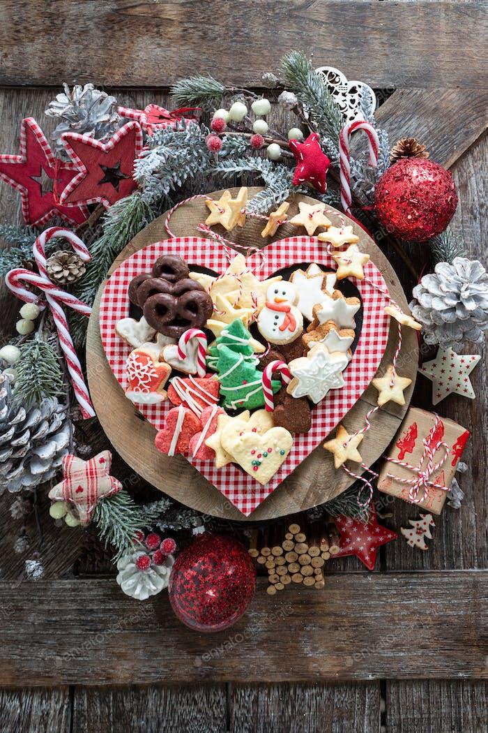 Frohe Weihnachten und frohe Feiertage