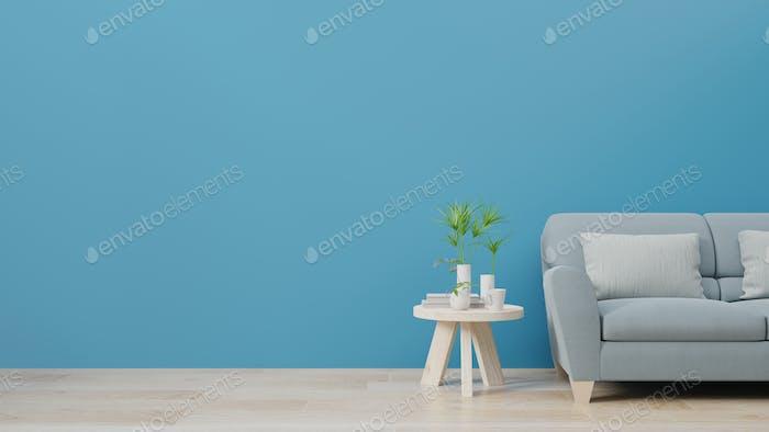 living room & luxury interior wall.