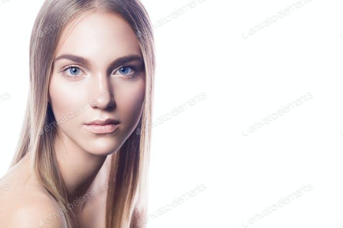 Nackt Make-up