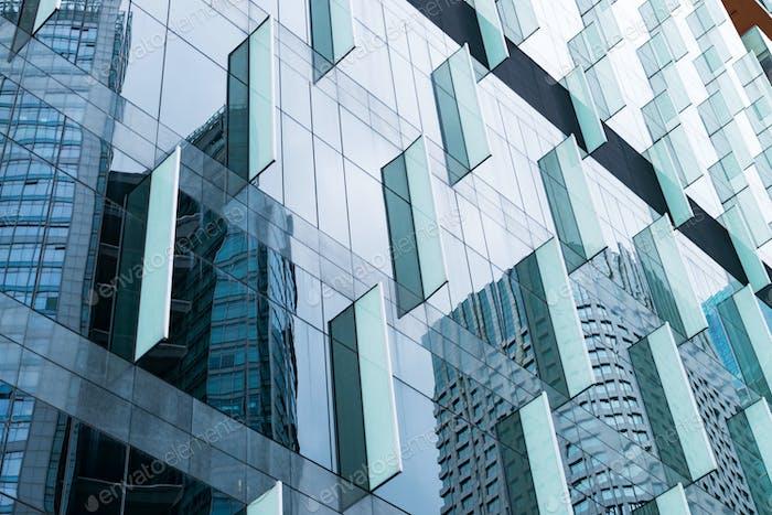 Gebäudeaußenwand