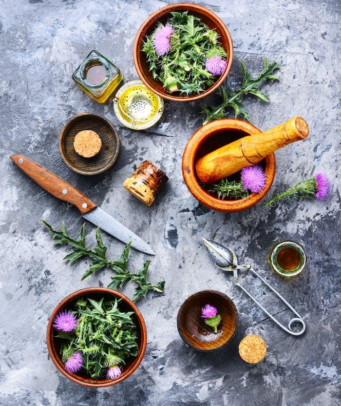 Natural herbal medicine