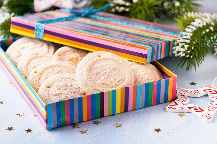 Springerle - Christmas cookies