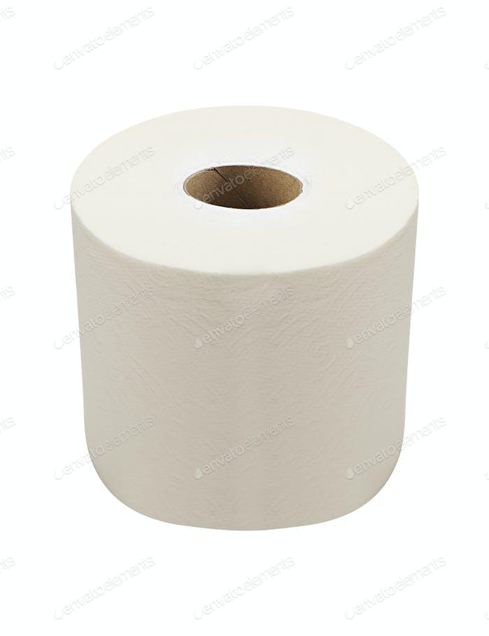 Weiches Toilettenpapier isoliert