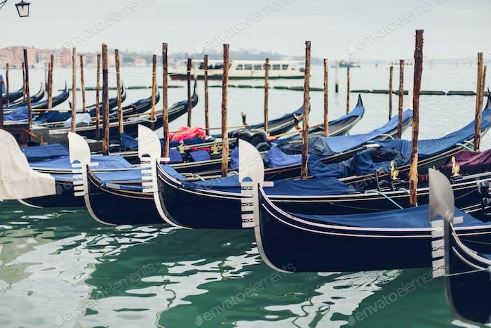 scenic views of venice Italy