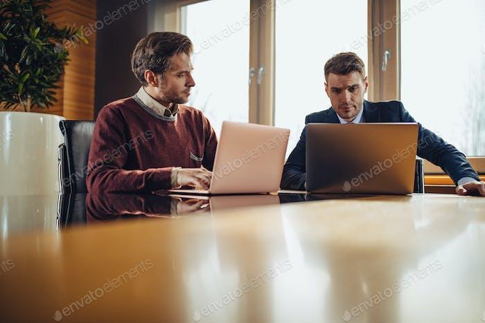 Technology and teamwork
