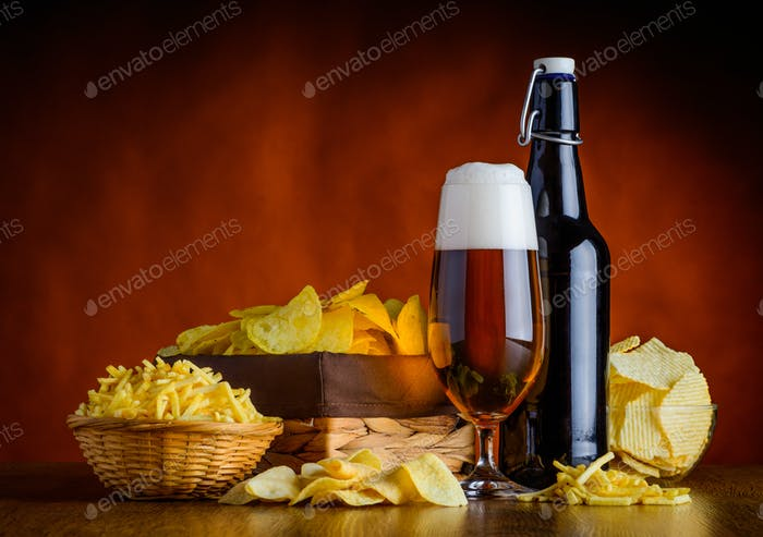 Beer and Junk Food