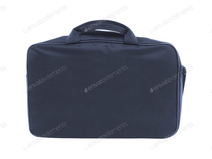 Laptop bag isolated