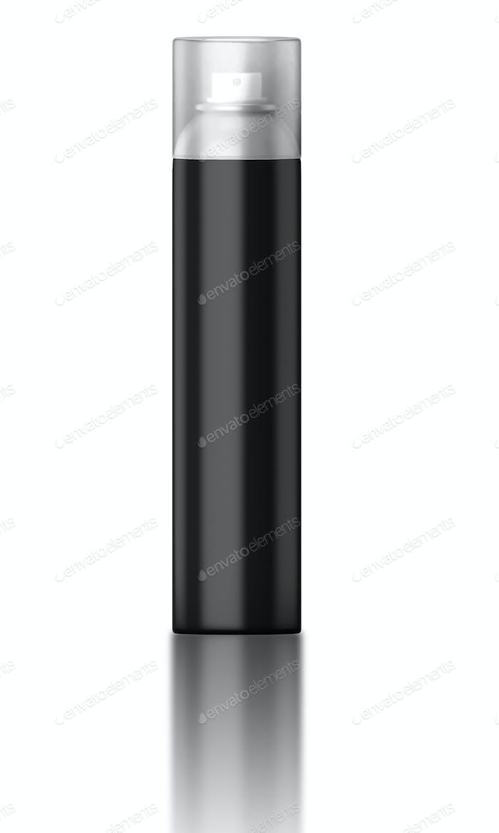 Aerosolspray Metallflasche