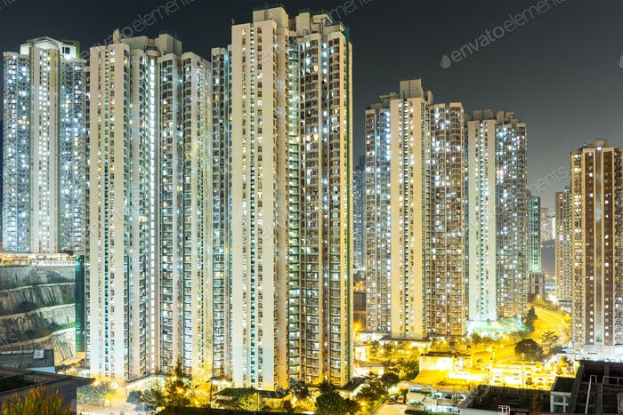 Hong Kong estate