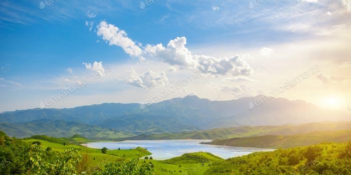 Erstaunliche Landschaft von Armenien