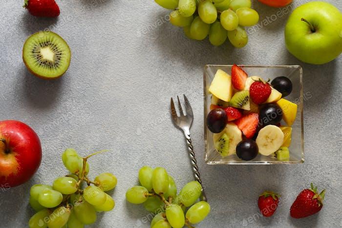 Fruit Breakfast Salad