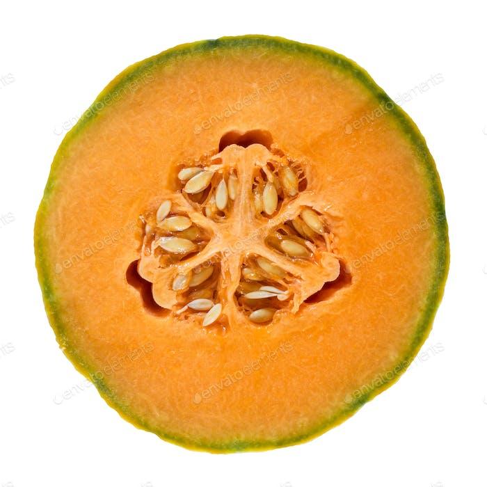 Halbmelone