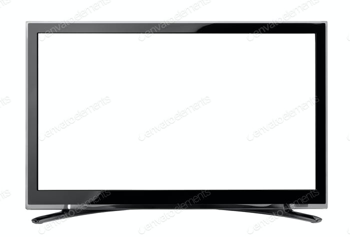 LED oder LCD Internet-TV-Monitor
