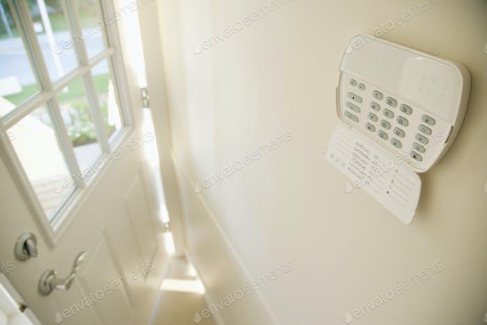 48174,Burglar Alarm at Front Door