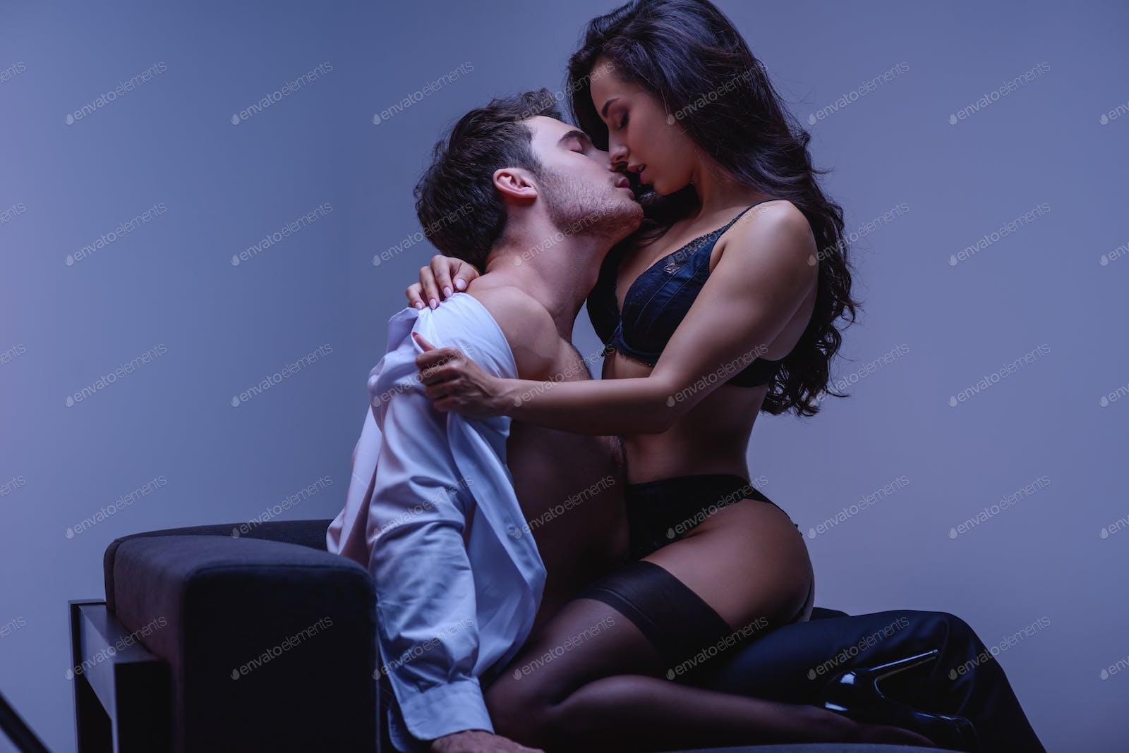 Man hot kiss 15 Types