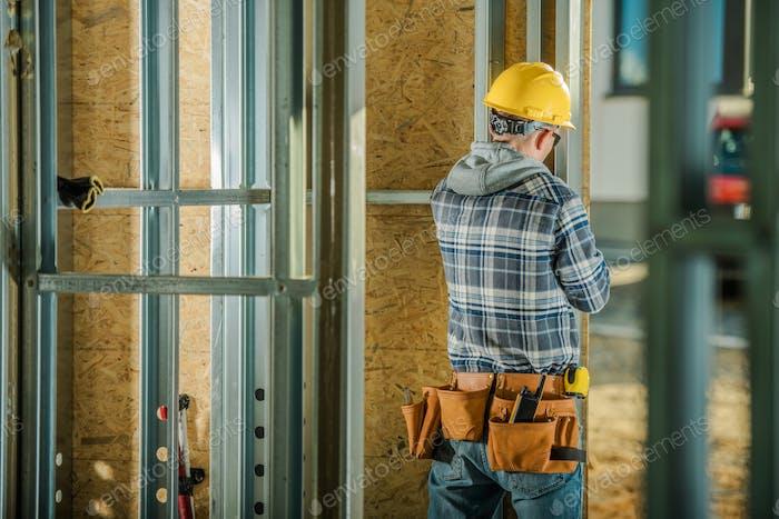 Frame Construction Worker