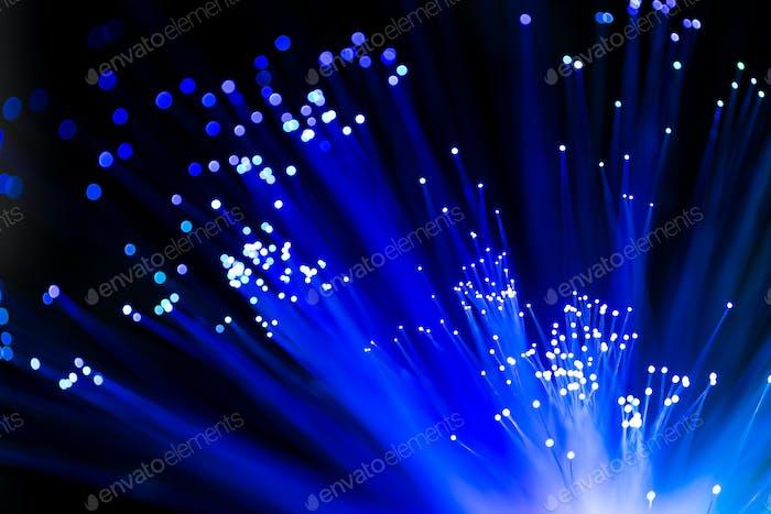 Lichtwellenleiter Beleuchtung