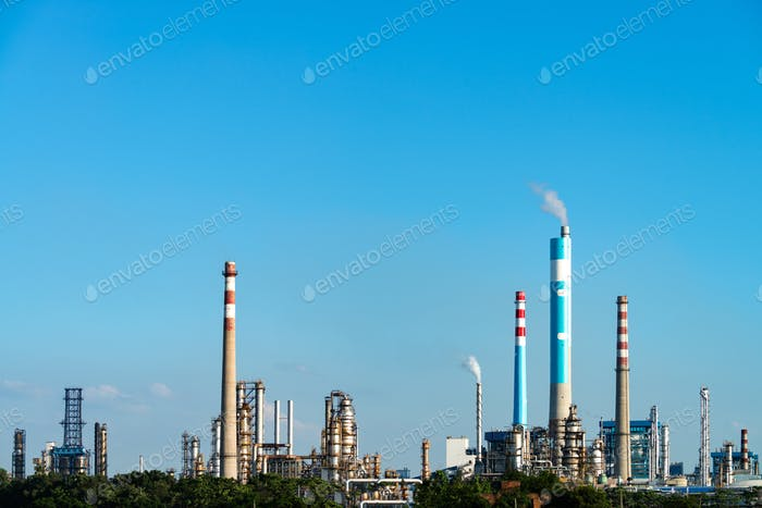 Ölraffinerien