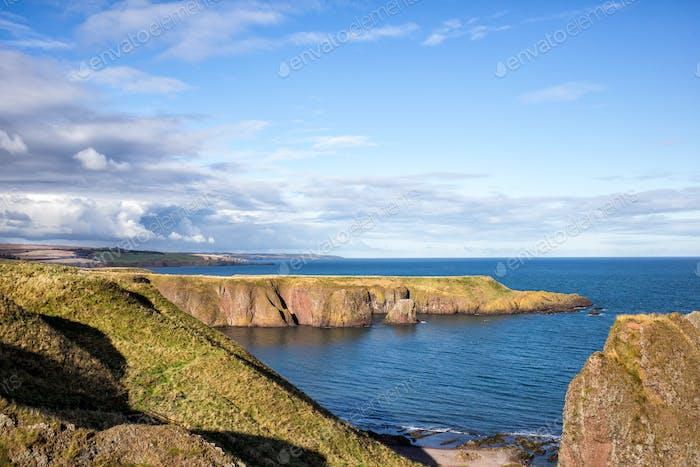 beautiful Scotland landscape