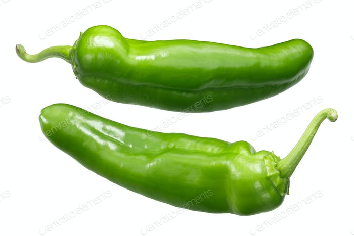 Numex Joe parker chile peppers