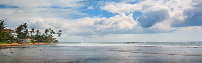Coast of Sri Lanka
