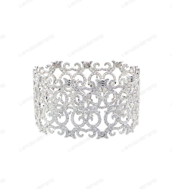 filigranes Diamant-Armband
