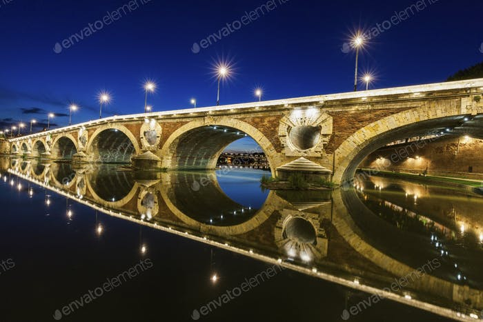 Pont-Neuf in Toulouse