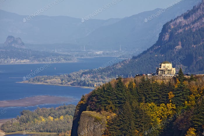 Scenic River Valley