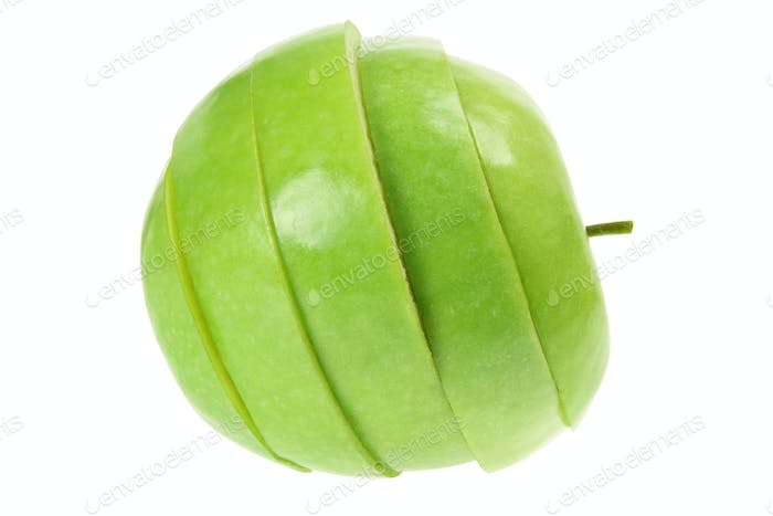 Slices of Apple