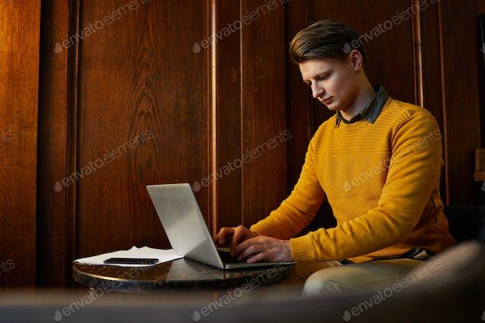 Mobile freelancer