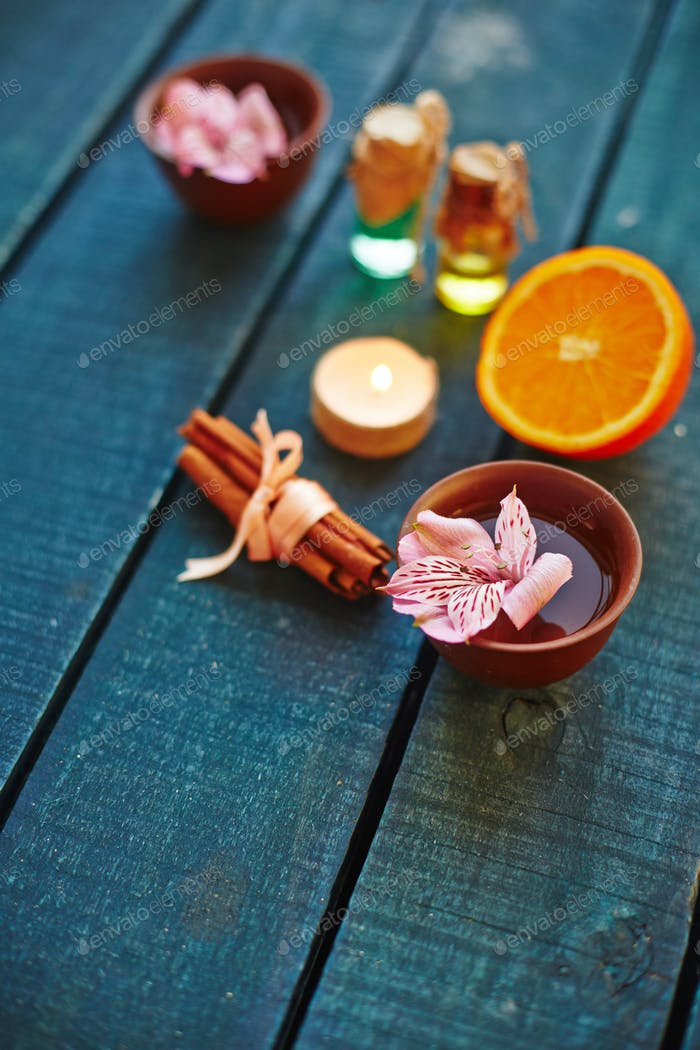Fragrances for spa