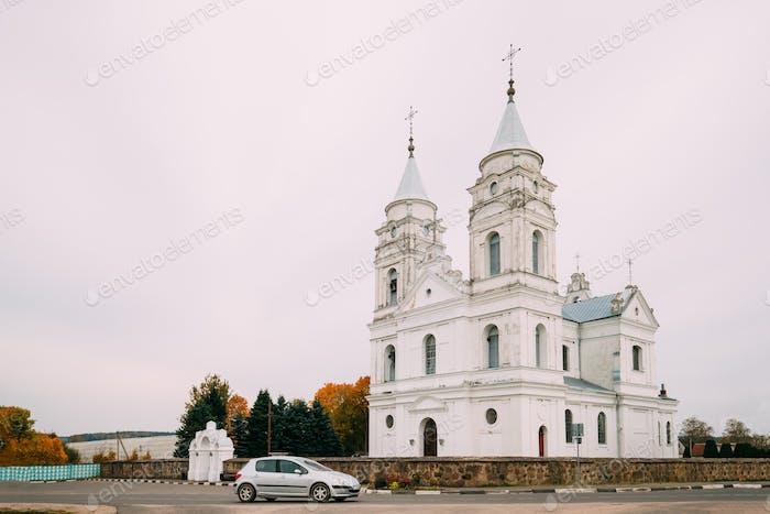 Parafjanava, Dokshitsy District Of Vitsebsk Region Of Belarus.