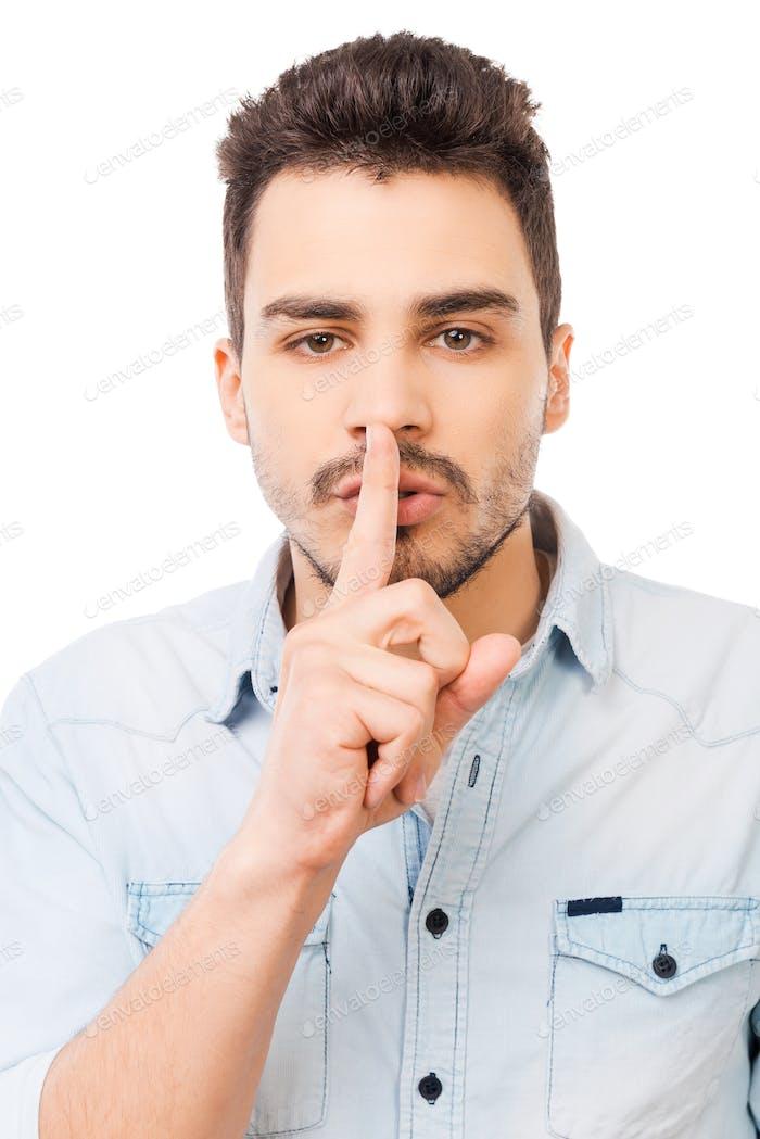 Keep my secret!