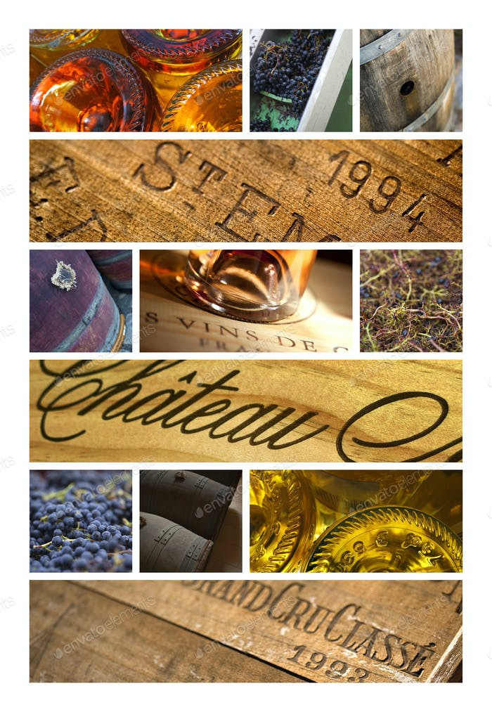 French wine and wineries