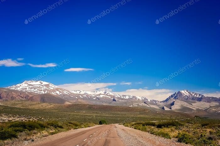 Ruta Quarenta road through Argentina